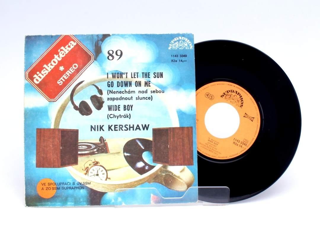 Gramofonová deska Supraphon Diskotéka
