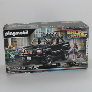 Stavebnice Playmobil 70633 Martyho Pick Up