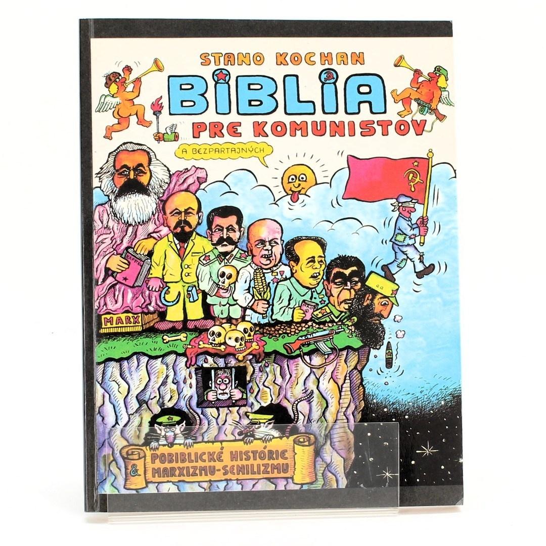 Kniha Biblia pre komunistov