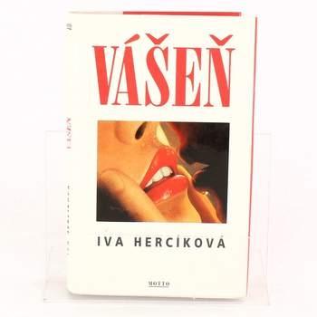 Kniha Vášeň - Iva Hercíková