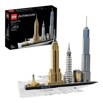 Stavebnice Lego 21028 New York City