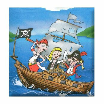 Ubrousky RAPPA 156128 piráti