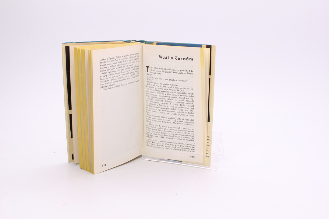 Kniha Rudolf Jašík: Mrtví nezpívají