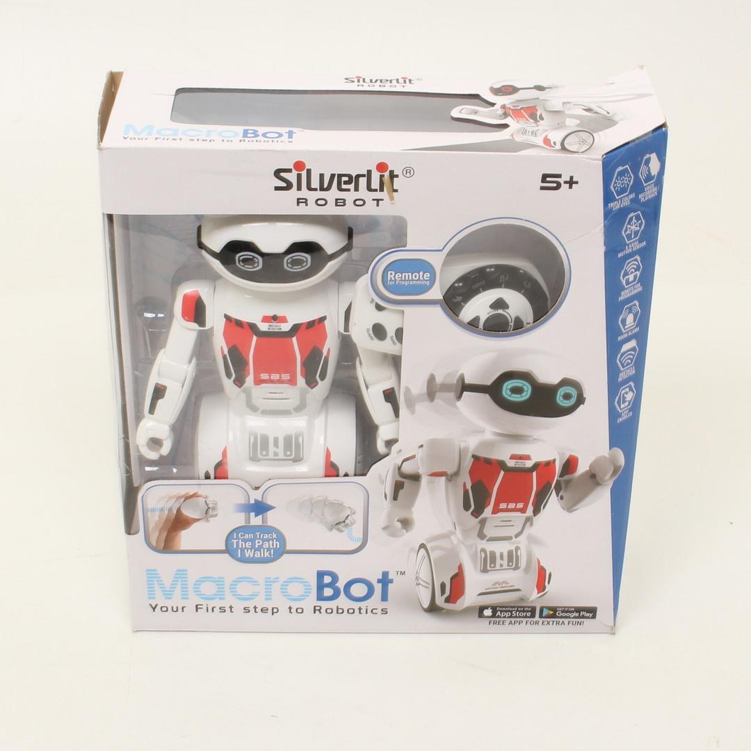 MacroBot Silverlit 88045, dálkové ovládání