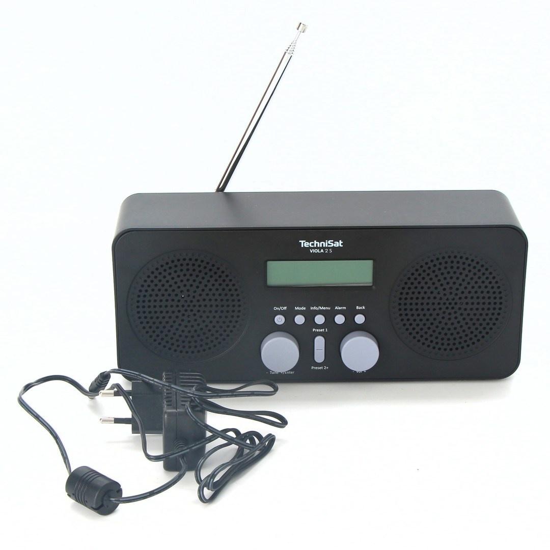 Internetové rádio Techni Sat 0002/3934