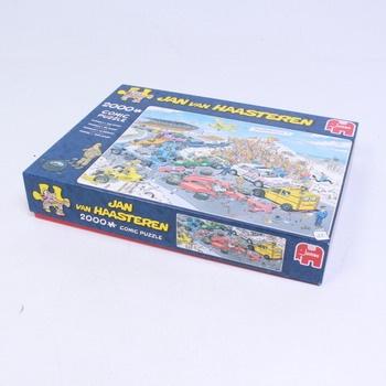 Puzzle 2000 JUMBO 19097 Jan van Haasteren