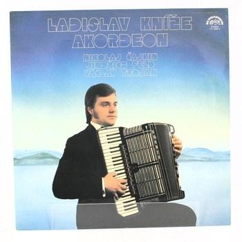 Gramofonová deska: Ladislav kníže- Akordeon
