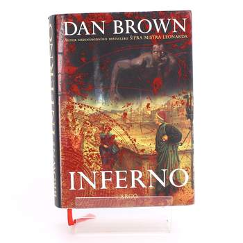 Kniha Inferno Dan Brown