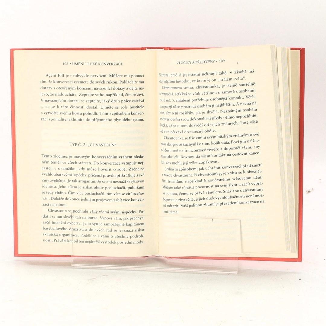 Debra Fine: Umění lehké konverzace