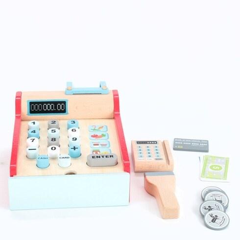 Dětská pokladna New Classic Toys