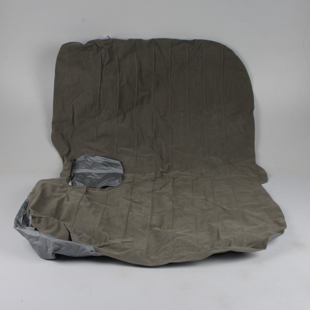Nafukovací postel dětská šedá