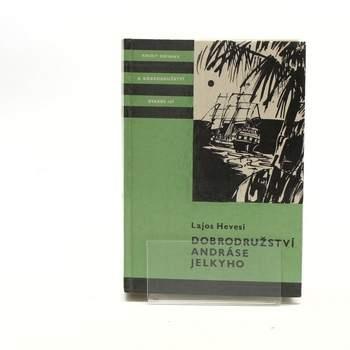 Kniha L.Havesi Dobrodružství Andráse Jelkyho