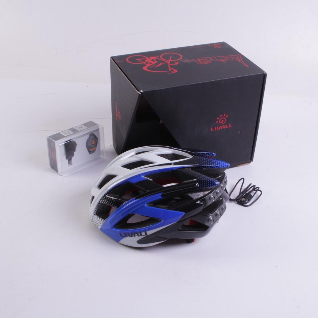 Cyklistická helma Livall BH60 smart