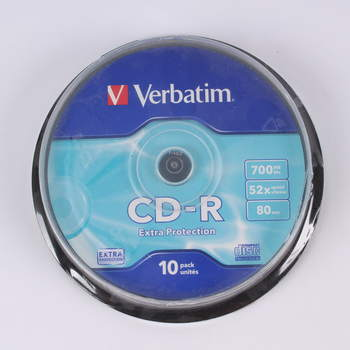 Verbatim CD-R 80 52x EXTRA protection