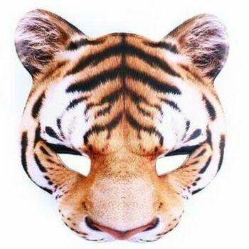 Karnevalová maska RAPPA tygr