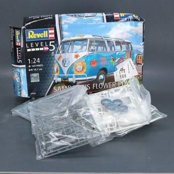 Autobus Revell 07050 Samba bus Flower
