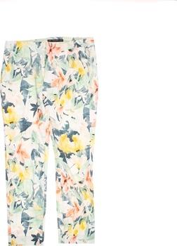 Dámské plátěné kalhoty ZARA