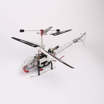 RC model ReelyElectric dual-rotor RtF