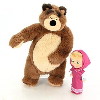 Panenka Simba 109301072 Máša a medvěd