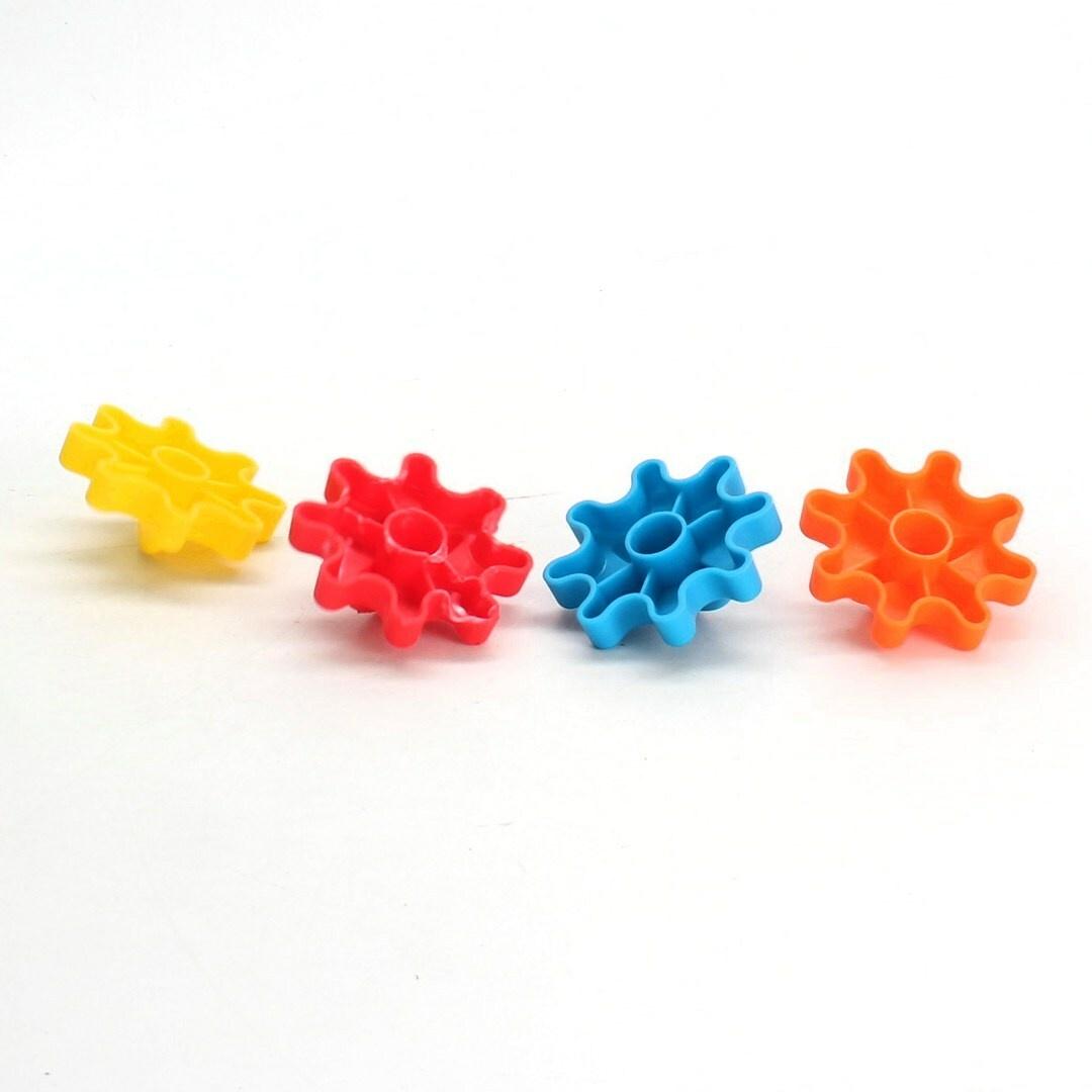 Interaktivní hračka Melissa ozubená kolečka