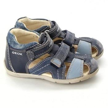 Dětské sandále Geox kožené