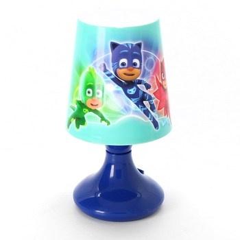 Dětská lampička PJMASKS 40623