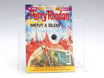 Kniha Perry Rhodan: Mrtvý a šílený
