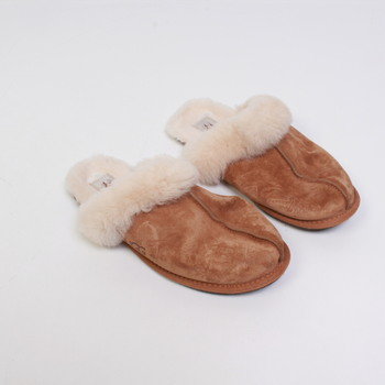 Teplé zimní dámské papuče UGG