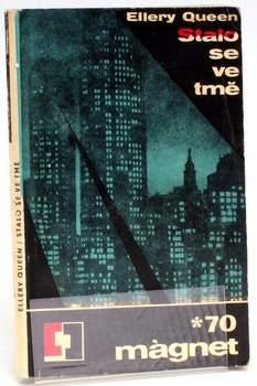 Kniha Ellery Queen: Stalo se ve tmě