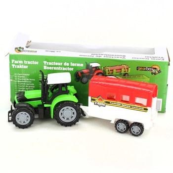 Traktor s přívěsem GearBox