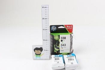 Multipack tonerů do tiskáren HP 338 + 343