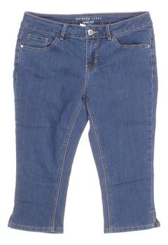 Dámské džínové kraťasy ke kolenům Orsay