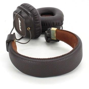 Sluchátka Marshall Major 2 kabelová hnědá