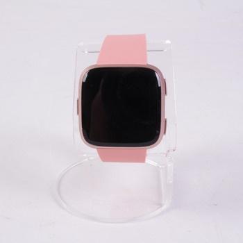 Chytré hodinky Fitbit Versa růžové