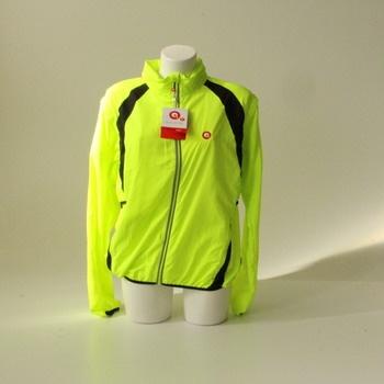 Cyklistická bunda / vesta Qualidyne
