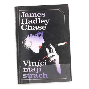 Kniha James Hadley Chase: Viníci mají strach