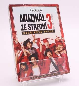 DVD Muzikál ze střední 3