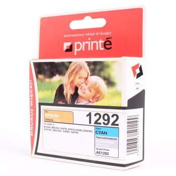 Inkoustová cartridge Printé Epson T1292 Cyan
