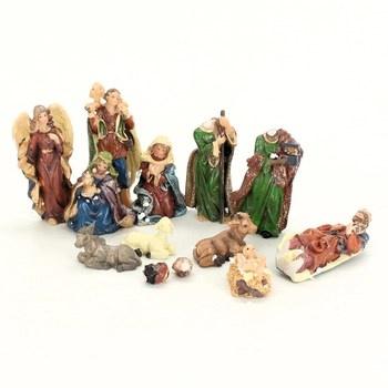 Figurky Zeitzone do betléma
