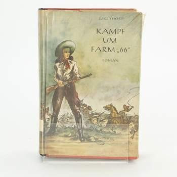 Kniha Olympia Kampf um farm ,,66
