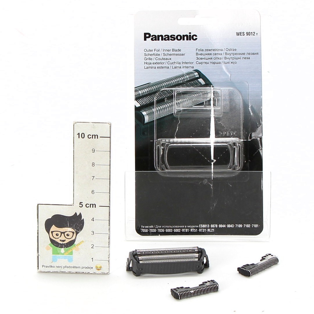 Náhradní hlavice Panasonic WES 9012y