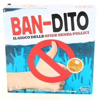 Vzdělávací hra Hasbro Gaming BAN-DITO