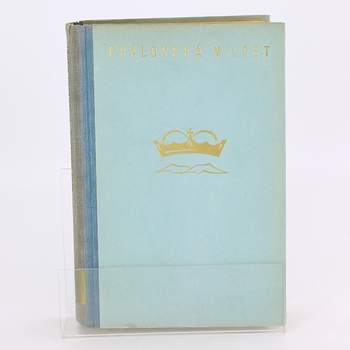 Kniha Královská milost Olav Gullvaag
