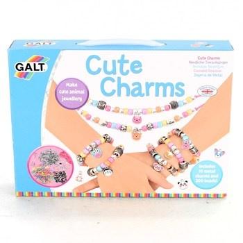 Výroba náramků Galt Cute Charms