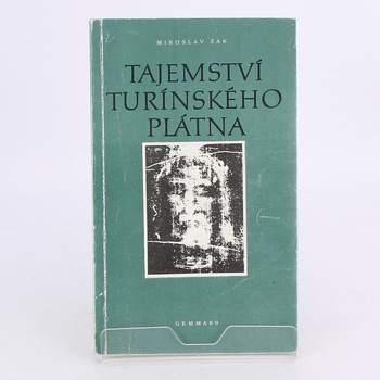 Kniha Tajemství Turínského plátna
