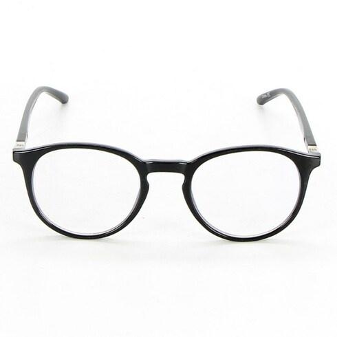 Herní ochranné brýle Opulize černé