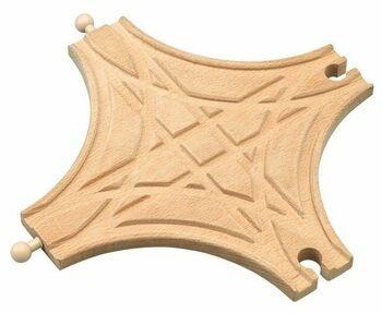 Dřevěná křižovatka Maxim 21cm