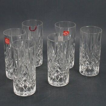 Sklenice RCR Crystal z čirého skla