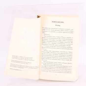Kniha Terry Pratchett: Barva kouzel