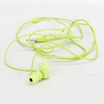 Sluchátka do uší Samsung zelená